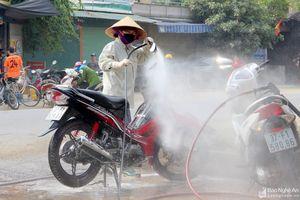 Nghệ An: Giá rửa xe ô tô tăng gấp 3 ngày cận Tết