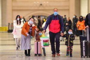 17 ca tử vong vì bệnh viêm phổi Vũ Hán
