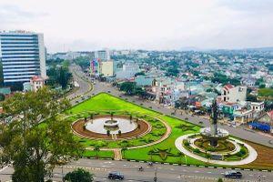 Thành phố Pleiku đạt tiêu chuẩn đô thị loại I