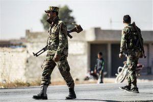 Syria: Phiến quân tấn công quy mô lớn vào nhiều căn cứ của chính phủ