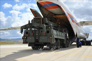 Thổ Nhĩ Kỳ khẳng định hệ thống S-400 không phải là mối đe dọa đối với NATO
