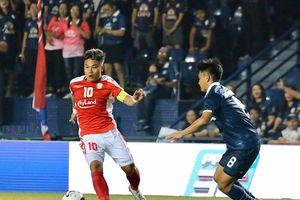 AFC Champions League: CLB TP.HCM sớm rời cuộc chơi