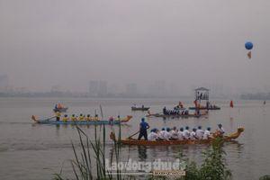 Hà Nội đã sẵn sàng cho Lễ hội bơi chải thuyền rồng mở rộng 2020