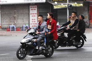 Mức phạt mới những lỗi vi phạm giao thông thường mắc phải dịp Tết
