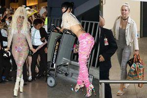 Hãy tha thứ cho 18 lần sao Hollywood 'trúng lời nguyền' khi lựa chọn thời trang sân bay