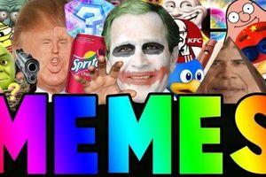 Meme - Vũ khí mới của marketing trực tuyến