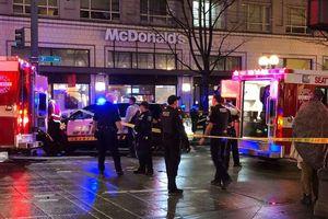 Xả súng tại thành phố Seattle (Mỹ), khiến 7 người thương vong