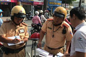 Hơn 4 triệu trường hợp vi phạm trật tư an toàn giao thông bị xử phạt