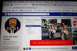 Cục CSGT Bộ Công an bị mạo danh