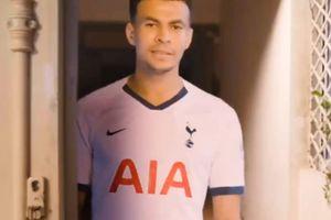 Tottenham chúc Tết người hâm mộ Việt Nam