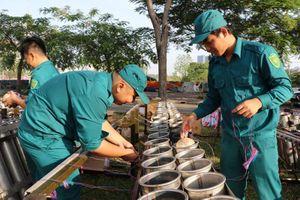 Cận cảnh trận địa pháo hoa Sài Gòn chờ 'bung lụa' chào đón năm mới