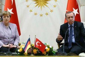 Thủ tướng Đức sẽ gặp Tổng thống Thổ Nhĩ Kỳ tại Istanbul