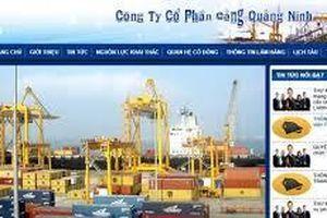 Công ty CP Cảng Quảng Ninh bị phạt vì không đăng ký giao dịch chứng khoán