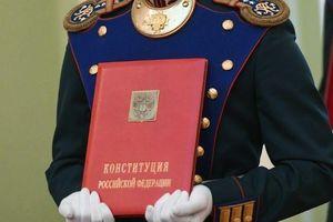 Duma Quốc gia Nga phê chuẩn dự luật sửa đổi Hiến pháp
