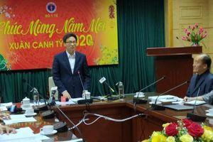 Bộ Y tế họp khẩn về công tác phòng chống dịch bệnh viêm phổi cấp
