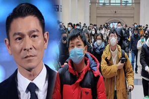 Lưu Đức Hoa và nhiều nghệ sĩ Trung Quốc hủy show ở 'ổ dịch' Vũ Hán