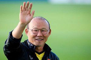 HLV Park Hang Seo: 'Chúc bóng đá Việt Nam thực hiện mọi giấc mơ'