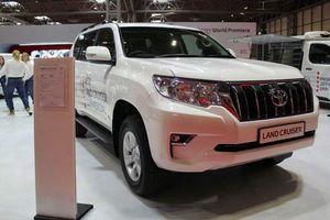 Chi tiết Toyota Land Cruiser Commercial, giá gần 1 tỷ đồng