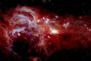 NASA công bố những hình ảnh chưa từng thấy về 'lõi' Ngân Hà