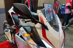 2020 Honda CBR250RR sắp trình làng, bổ sung các tính năng hiện đại hơn