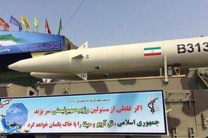 Iran công bố tên lửa có thể biến Israel thành 'tro bụi'?