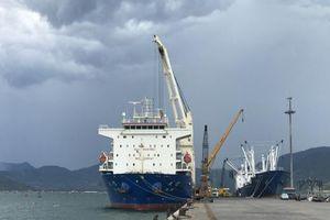Cảng Cam Ranh tiếp tục lập kỷ lục sản lượng hàng hóa thông qua