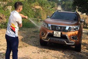 Rửa ô tô tại nhà chiều 30 Tết, những lưu ý để đạt hiệu quả tối ưu