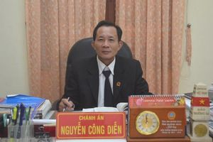 TAND huyện Tây Trà: Vượt khó khăn, hết lòng vì nhân dân