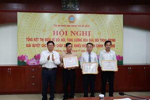 Hòa giải, đối thoại tại TAND quận Sơn Trà: Thành công từ sự tâm huyết và sáng tạo