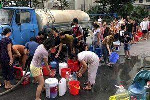 Kinh doanh nước sinh hoạt: Cần có những điều kiện khắt khe