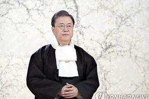 Tổng thống Hàn Quốc nhắc đến hội nghị thượng đỉnh Mỹ - Triều tại Hà Nội trong thông điệp năm mới
