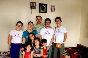 4 nhân viên tổ chức từ thiện Pháp mất tích ở Iraq