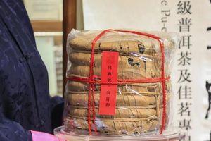 Gói trà biếu Tết tiền tỉ, nhà giàu xếp hàng đấu giá giành mua
