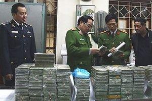 Chuyên án xuyên Tết, bắt 'trùm' ma túy cùng số tang vật khủng