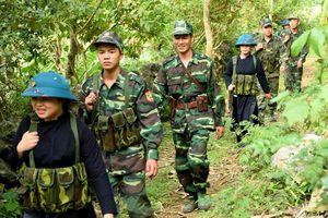 'Phên giậu' của lực lượng vũ trang bảo vệ Tổ quốc
