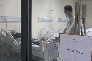 Thêm một trường hợp nghi mắc virus corona ở Hà Nội
