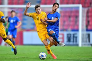 Hạ Uzbekistan, U23 Australia giành vé dự Olympic 2020