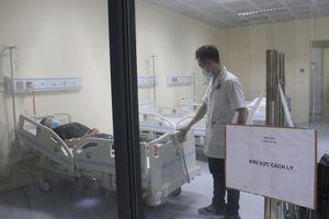 Hà Nội: Cách ly nam bệnh nhân từ Đài Loan về trong tình trạng sốt cao, khó thở