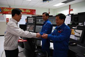 NMLD Dung Quất hoạt động an toàn, ổn định 110% công suất Tết Canh Tý 2020