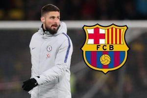 MU cần 6 hợp đồng, Barca bất ngờ mua Giroud