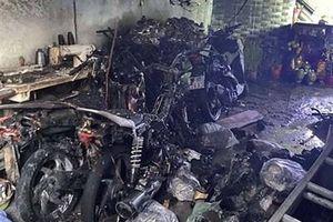 5 người thoát chết trong vụ cháy rạng sáng mồng 1 Tết