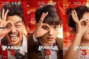 Hàng loạt phim Chiếu rạp Tết Trung Quốc bị hủy bỏ bởi virus Corona