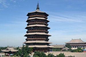 Ngôi chùa gỗ hơn 900 năm tuổi dựng bằng gỗ sưa