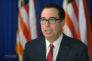 Bộ trưởng Tài chính Mỹ lạc quan về thỏa thuận thương mại với Anh