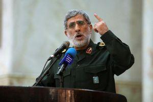 Mỹ vẫn muốn sát hại thêm Tư lệnh lực lượng Quds
