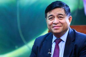 Bộ trưởng Bộ Kế hoạch và Đầu tư Nguyễn Chí Dũng: Hãy làm cho nước Việt luôn rạng ngời