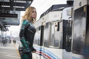 Sao 'Captain Marvel' lại bị kêu gọi tẩy chay