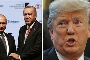 NI: Mỹ dùng lệnh trừng phạt đẩy Thổ đến bên Nga