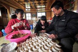 Ẩm thực ngày Tết Trung Quốc