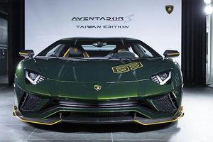 Lamborghini Aventador S Taiwan Edition 'hàng độc', gần 21 tỷ đồng